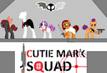 Cutie Mark Squad by redreece333