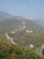 The Great Wall in Beijing by Laura-in-china