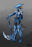 Bionicle Week 9 Art Challenge - Ching Shih by Kanoro-Studio