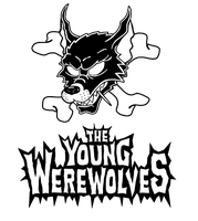 The Young Werewolves Logo by crowhitewolf