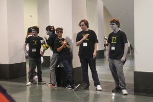 Anime Boston 2013 Sollux by WeLiveToCosplay
