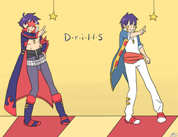D.r.i.l.l.S by StarwaveImpulse