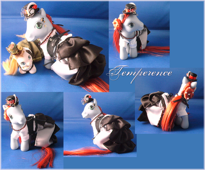 Steampunk Temperence by RevRuby
