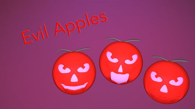 Evil Apples [DL] by EDplus