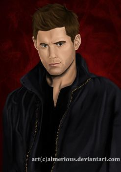Dean Winchester by Almerious