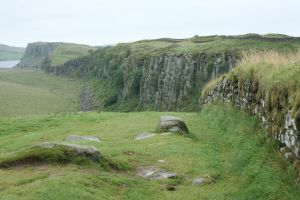 Hadrian's Wall 2 by RaeyenIrael-Stock