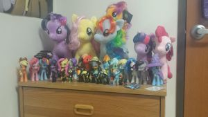 Part of my MLP collection by mRcracer