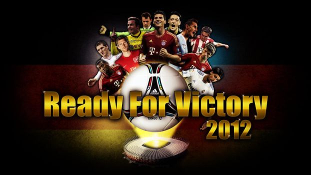 Ready For Victory Germany 2012 by Wybi