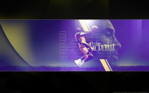 Kobe Bryant Wall Re-up by N4S-GFX
