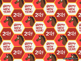 Happy Chinese New Year (2014) by KellerAC