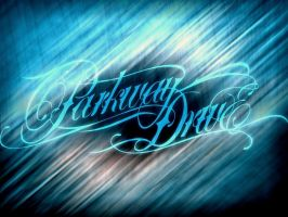 Parkway Drive - Blue Aura by ParkwayO