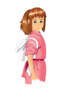 chihiro-coloured by Poppin-Blue-Smartie