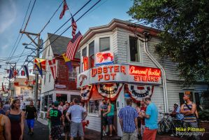 The Lobster Pot, Provincetown MA by packgrad2k1