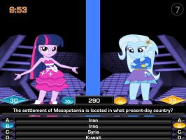 Twilight vs Trixie on MSQ (Championship) by j4lambert