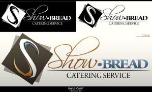 Show Bread Logo 01 b by GhenKnight
