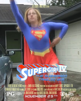 Supergirl IV Movie Poster #2 by WONTV5