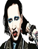 Marilyn Manson  No Pen 5 by daylover1313