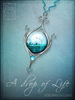 Amulet - A drop of Life by Rittik