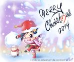 Merry Christmas 2014 by SylphinaEdenhart