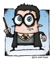 Harry Potter by stuartmcghee