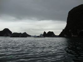 Halong Bay Stock 1 by prudentia