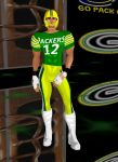Green Bay Packers by dragonzero1980