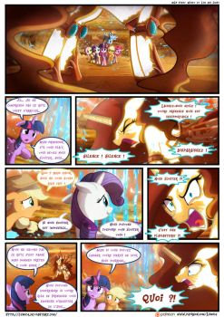 MLP - Timey Wimey page 63 by Bharb