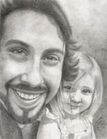 Daisy and Avi Kaplan - Pentatonix by Raelys-Fenrika