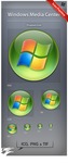 Icon Windows Media Center by ncrow
