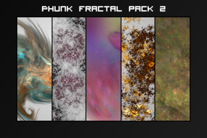 Phunk Fractal Pack 2 by R3V-fiR3