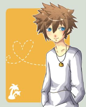 Sora by Hiccup-Chan