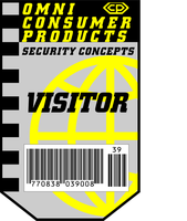 Omni Consumer Products ID Card by CmdrKerner