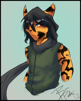 Color sketch of Kyrin by ChaserTech