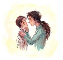 Mother and Son by EnjoliqueJ