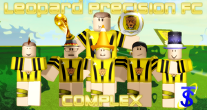 Leopard Precision FC LOGO by Animeroblox