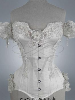Bridal Corset by v-couture-boutique