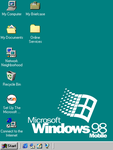 Windows 98 Mobile by TheBC
