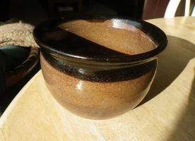 Speckled Bowl by Bwabbit