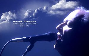 david gilmour by fgnight