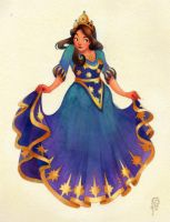 Princess Sofia by fabiolagarza