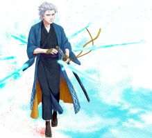 Devil May Cry 3 -Vergil by fdnsk