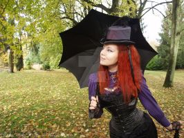 Victorian Gothic Lady 6 by MADmoiselleMeli