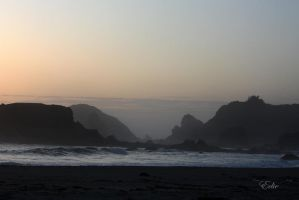 Brookings, Oregon by 1001G