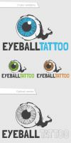 Eyeball Logo design by c-f-c