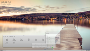 Linux Mint 14 XFCE by pissnaround