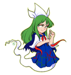 Mima by MagicalZombie