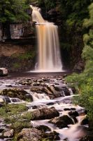Ingleton waterfall walk 2 by CharmingPhotography