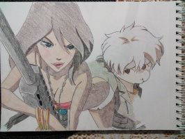 Finished Michiko to Hatchin by Naruto711