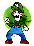 Do the Weegee! by StarCasket