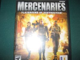 Ps2: Mercenaries 1 by XxDragonmistressxX